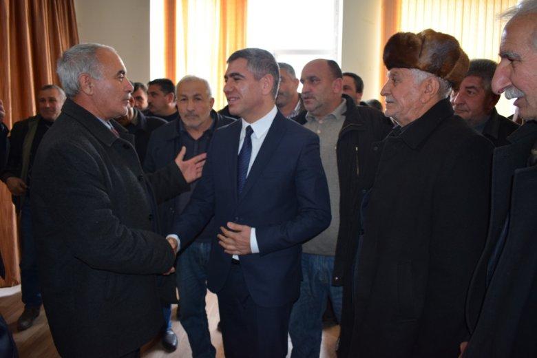 """Vüqar Bayarmov: """"Mən deputatlığa səlahiyyət kimi yox, məsuliyyət kimi baxıram"""""""