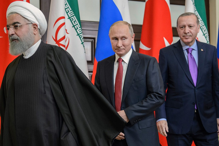 Qanlı savaşın qalibi kim olacaq: susan Putin, qorxan Əsəd, yoxsa döyüşən Ərdoğan?