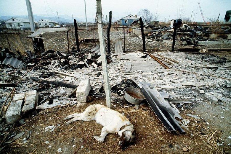 Rusiya mətbuatı Xocalı soyqırımı ilə bağlı dəhşətli fotolar yayıb