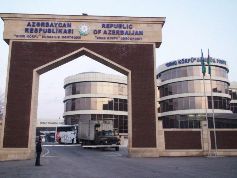 Azərbaycan-Gürcüstan sərhədində koronavirusla bağlı yoxlama gücləndirilib
