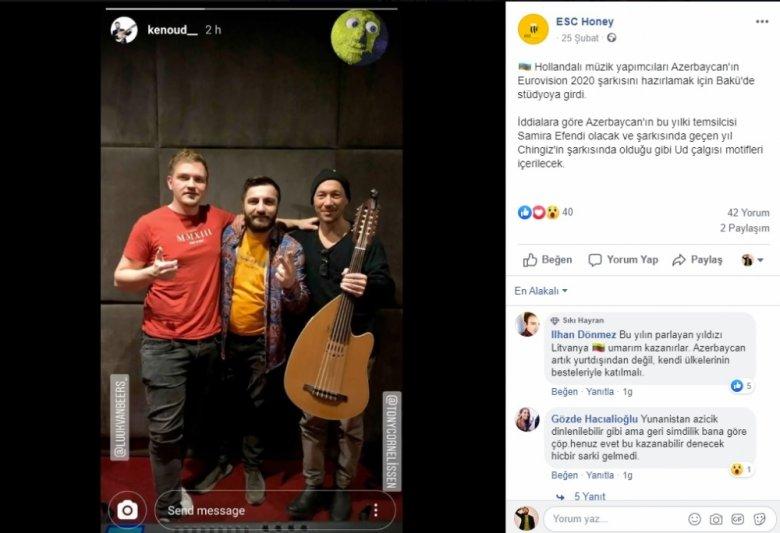 """Azərbaycanı """"Eurovision""""da Samirə təmsil edəcək? - Video"""