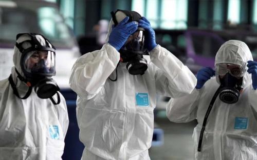Fransada 9 mindən çox insan koronavirusa yoluxub