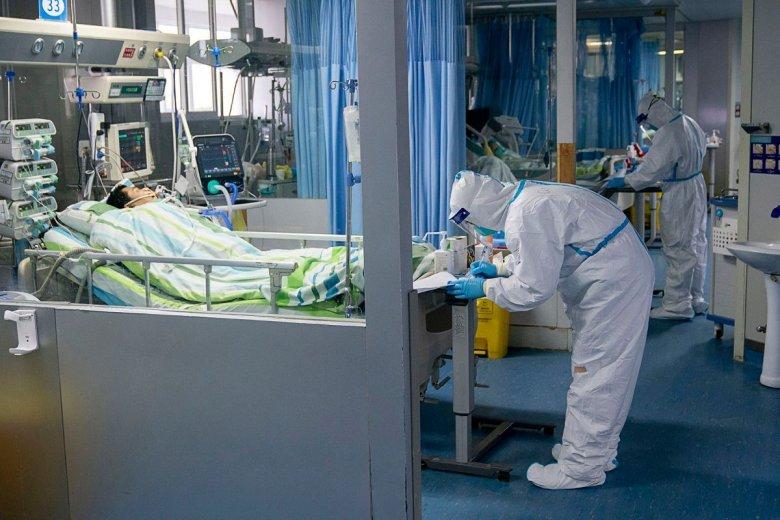 Moskvada koronavirusa yoluxmuş yaşlı qadın ölüb