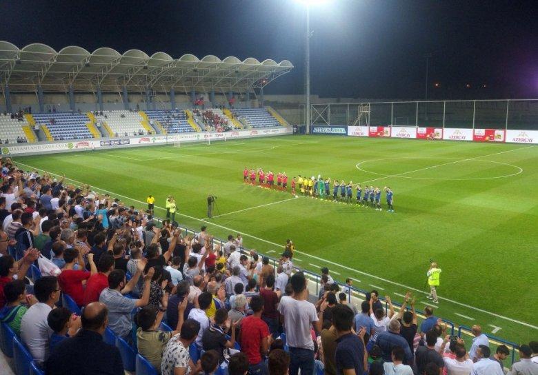 Türkiyədə futbol oyunları dayandırıldı