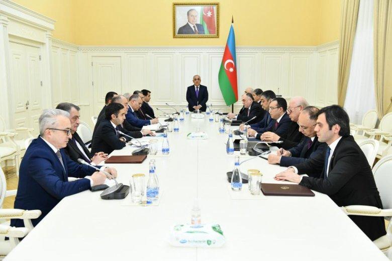 Nazirlər Kabineti yanında Operativ Qərargahın növbəti iclası keçirilib