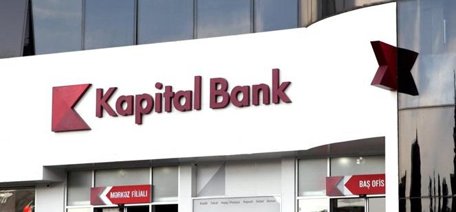 """""""Kapital Bank"""" koronavirusla mübarizəyə 500 000 manat köçürüb"""
