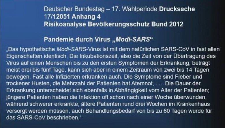 8 il əvvəl Alman hökumətinə təqdim olunan məxfi koronavirus hesabatı - Sənəddə nə yazılıb?