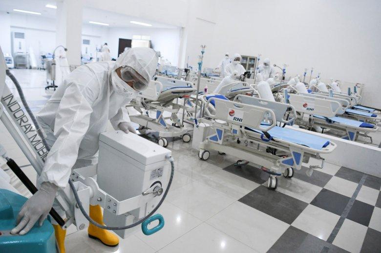 ABŞ-da koronavirus qurbanlarının sayı min nəfəri ötüb