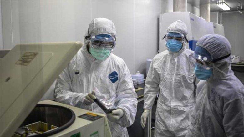 Ermənistanda koronavirusa yoluxanlarn sayı 571 nəfərə çatıb