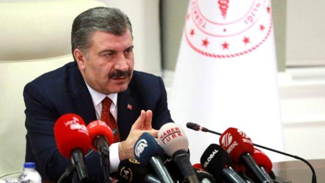 Türkiyədə koronavirus: daha 79 nəfər ölüb, 2456 nəfər yoluxub