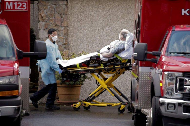 ABŞ-da bir gün ərzində 1423 nəfər koronavirusdan ölüb