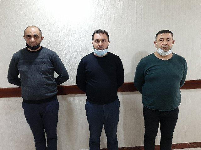 Bakıda saxta icazə arayışı hazırlayan şirkət rəhbəri saxlanılıb