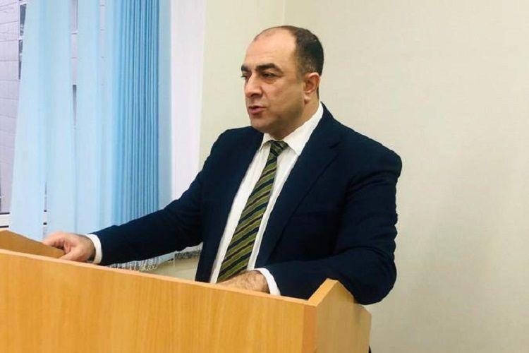 Ukrayna Azərbaycanlıları Konqresinin sədri koronavirusa yoluxub