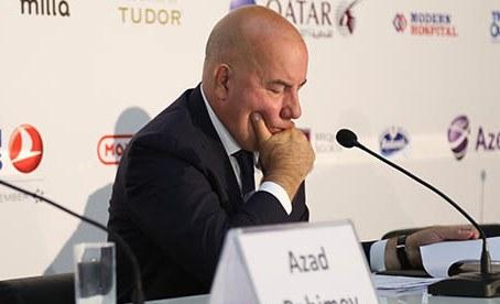 Elman Rüstəmov Mərkəzi Bankın İdarə Heyətinin üzvü təyin edilib