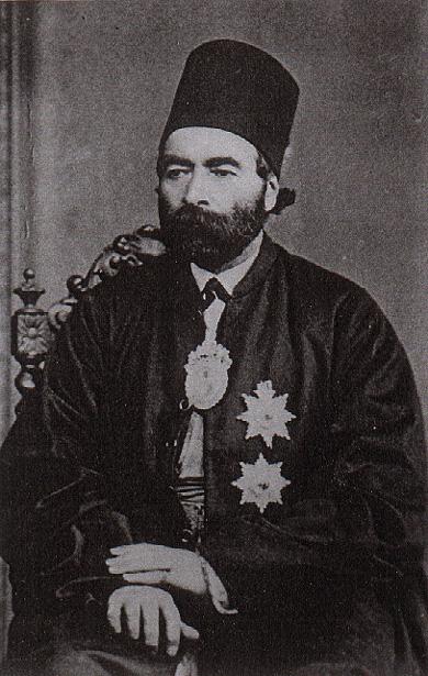İmamqulu mirzə İmadəddövlə - dövlətin dayağı