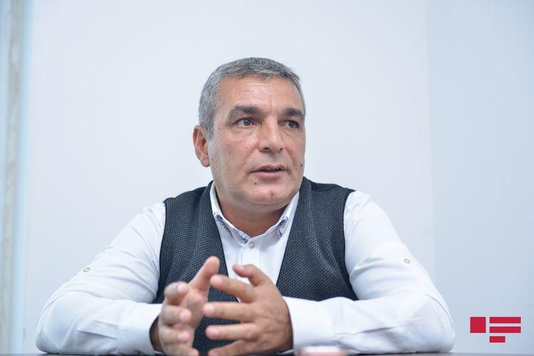 """Natiq Cəfərli: """"Cəmil Həsənlinin bu qədər səviyyəsiz vəziyyətə düşəcəyini  gözləmirdim"""""""