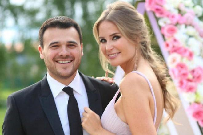 Emin Ağalarov ikinci həyat yoldaşından da boşanıb