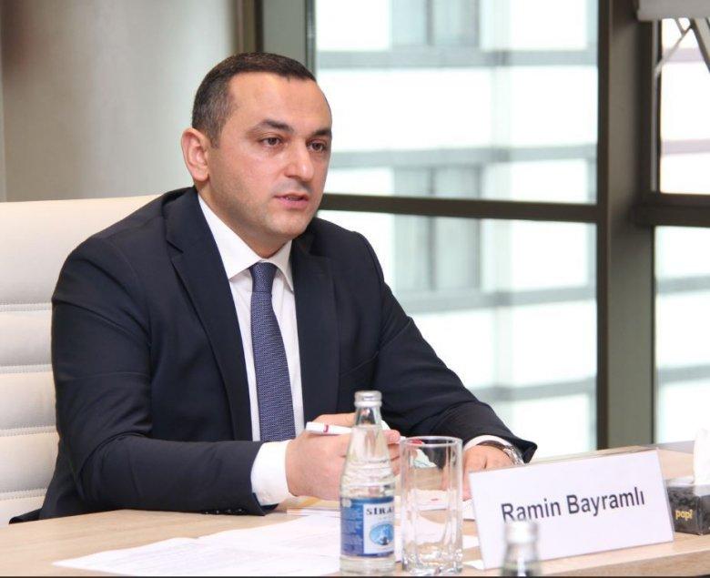 """Ramin Bayramlı: """"Hazırda Azərbaycanda pandemiya ilə mübarizənin 2-ci mərhələsindəyik"""""""