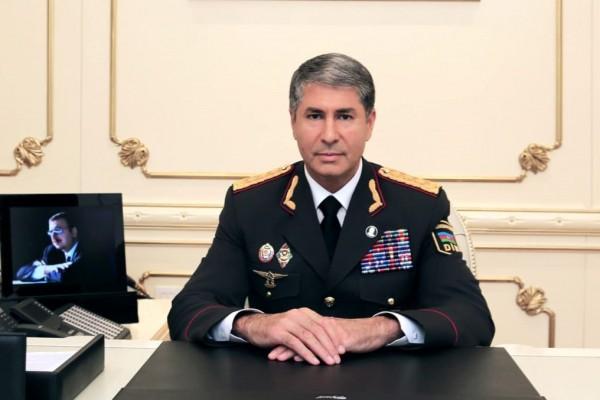 Vilayət Eyvazov generalı vəzifədən azad etdi