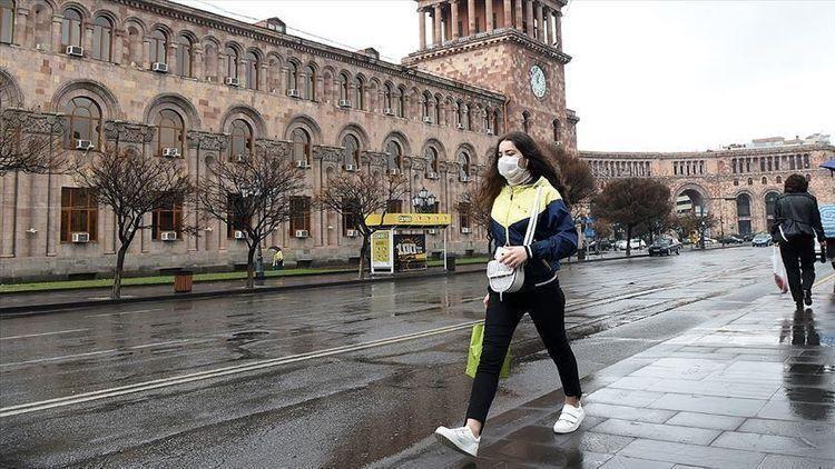 Ermənistanda son sutka ərzində 351 nəfər koronavirusa yoluxub