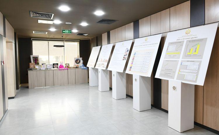 Prezident və Mehriban Əliyeva 3 saylı DOST mərkəzinin açılışında iştirak ediblər