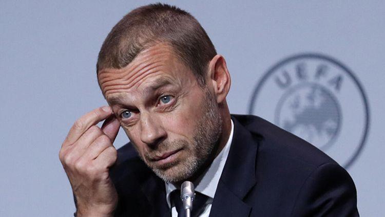 """UEFA prezidenti: """"Avrokubokların keçirilməməsi üçün səbəb görmürəm"""""""