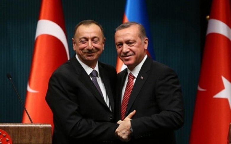 """Rəcəb Tayyib Ərdoğan Azərbaycan Prezidentinə məktub yazıb: """"Can Azərbaycan..."""""""