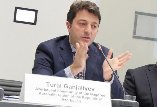 """Tural Gəncəliyev: """"Ermənistan siyasi rəhbərliyinin oyunları nəticəsiz qalacaq"""""""