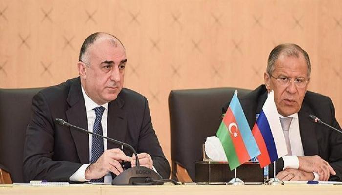 Azərbaycan və Rusiyanın XİN başçıları arasında telefon danışığı olub