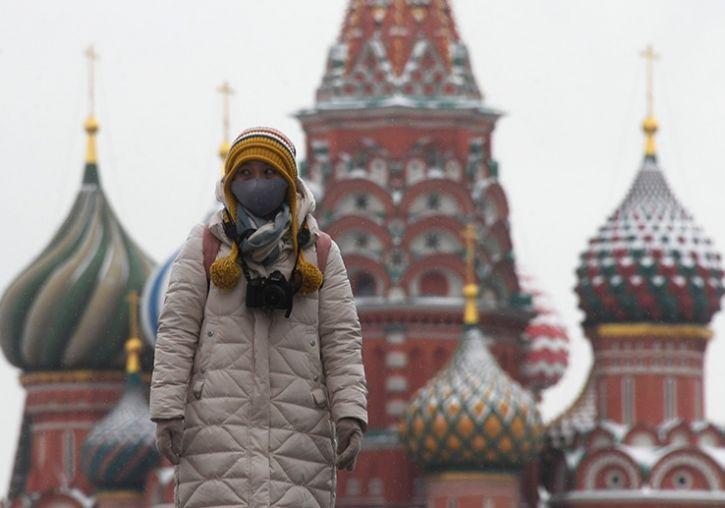 Rusiyada daha 8599 nəfər koronavirusa yoluxdu