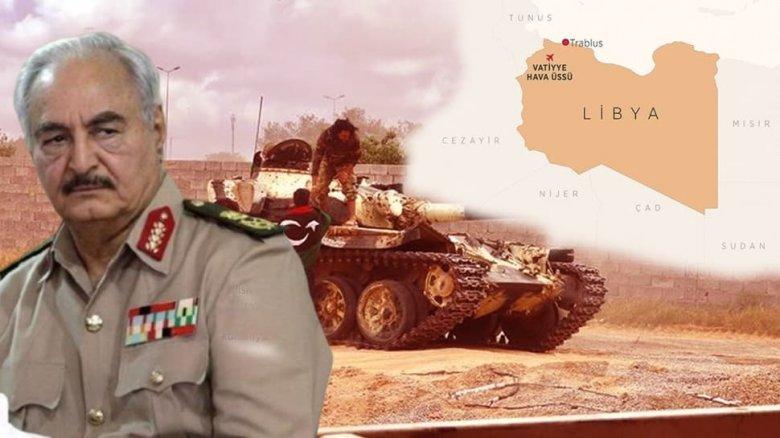Qiyamçı general Türkiyəyə müharibə elan etdi