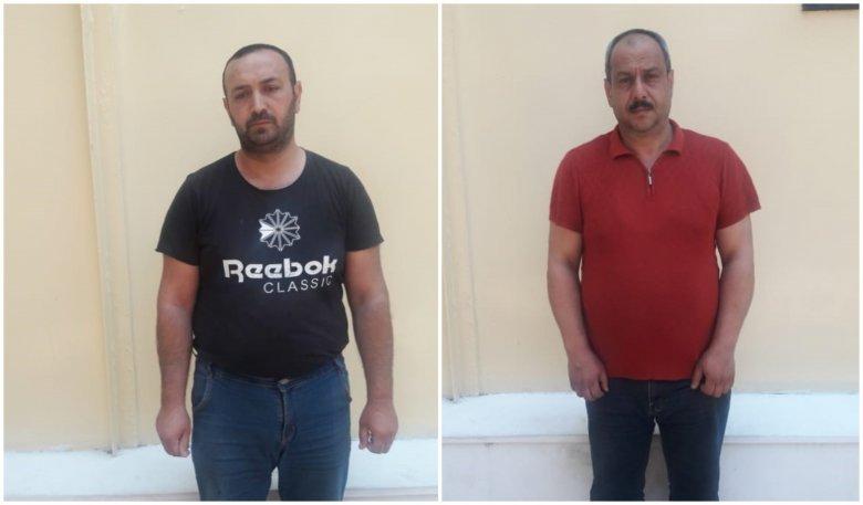 Biləsuvarda iki nəfər narkotiklə tutulub