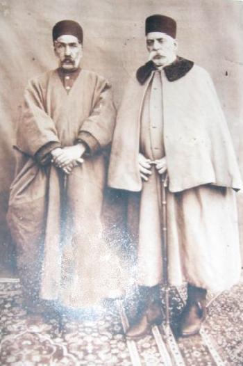 Əmir Cahanşah xan: yaşam salnaməsi ilə