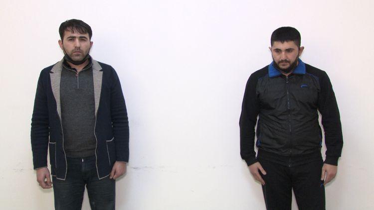Bakıda 17 kq-dan çox narkotik vasitəni onlayn yolla satmaq istəyən qardaşlar saxlanılıb