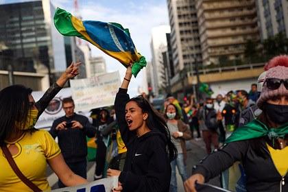 Braziliyada vətəndaş müharibəsi ola bilər