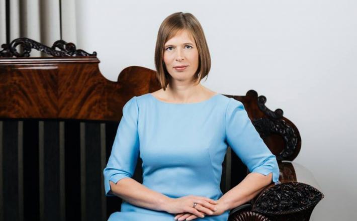 Estoniyanın dövlət başçısı Azərbaycan Prezidentinə məktub göndərib