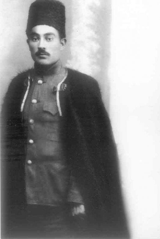 Rza bəy Qaraşarlı: Azərbaycan Xalq Cümhuriyyətinin qurucularından biri