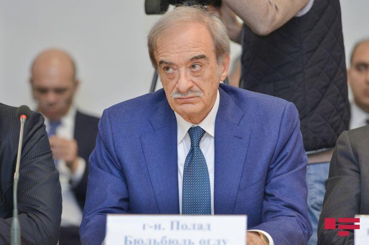 """Polad Bülbüloğlu: """"Rusiya-Azərbaycan sərhədində toplaşanların vətənə qayıtmasına çalışırıq"""""""