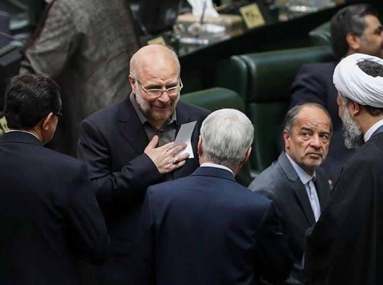 İran parlamentinin yeni spikeri məlum oldu