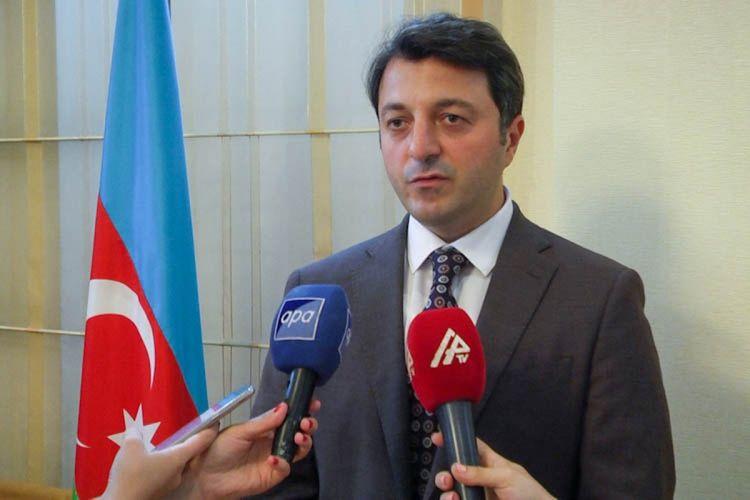 Qarabağ icmasının sədri kanadalı deputata etiraz etdi