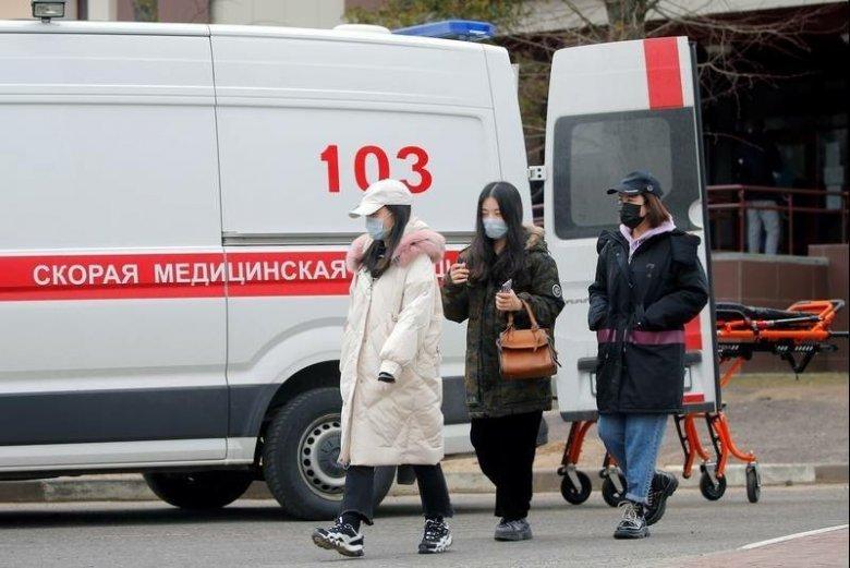 Belarusda daha 898 nəfərdə  koronavirus aşkarlanıb