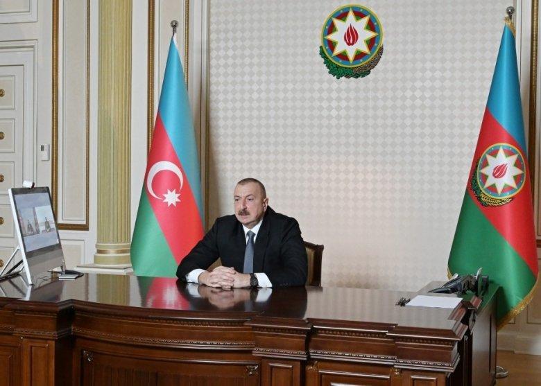 Prezident İlham Əliyev Sercio Mattarellaya təbrik məktubu göndərib