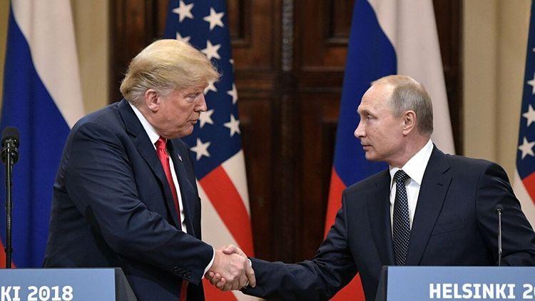 Tramp Putinlə koronavirusa qarşı mübarizədən danışıb