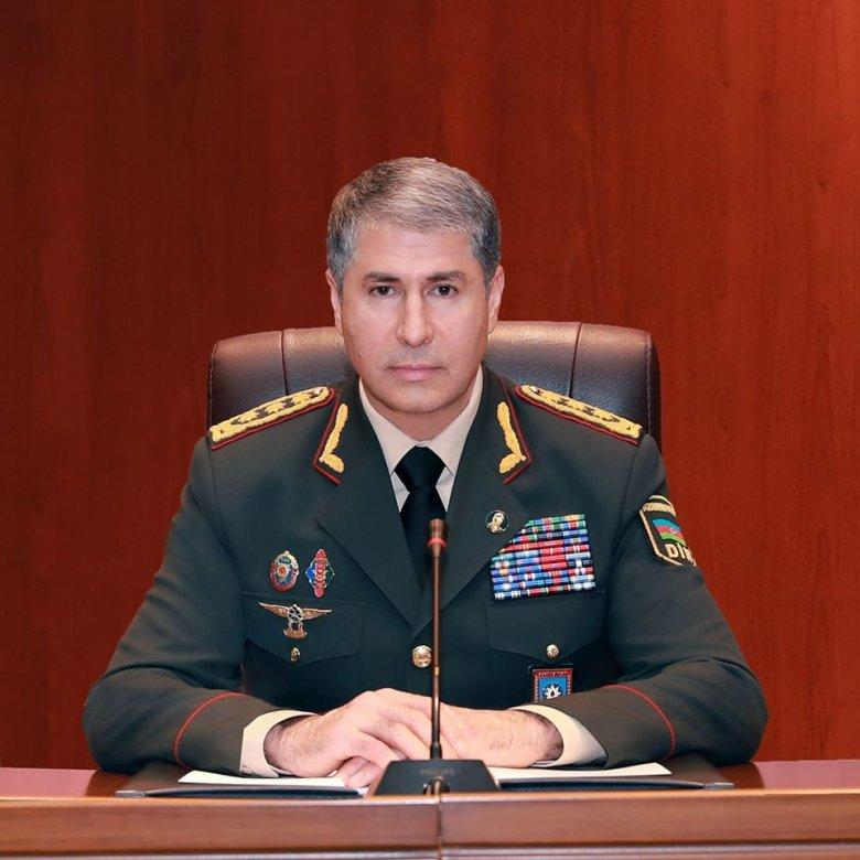 Vilayət Eyvazov Alay komandirinə DYP-də yüksək vəzifə verdi