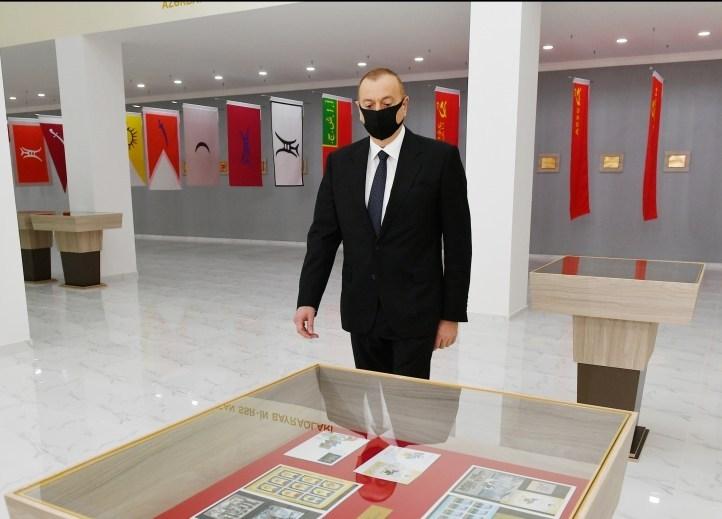 """Prezident icra başçısına irad tutdu: """"Bunu pozun və Qarakilsə yazın"""""""