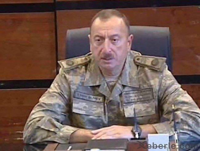 """Prezident: """"İrəvan veriləndən sonra ermənilər öz iddialarından əl çəkdilərmi?"""""""