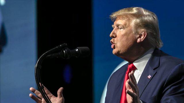 İran Donald Trampı beynəlxalq axtarışa verib
