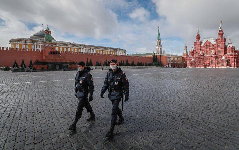 Rusiyada virusa yoluxanların sayı artıb