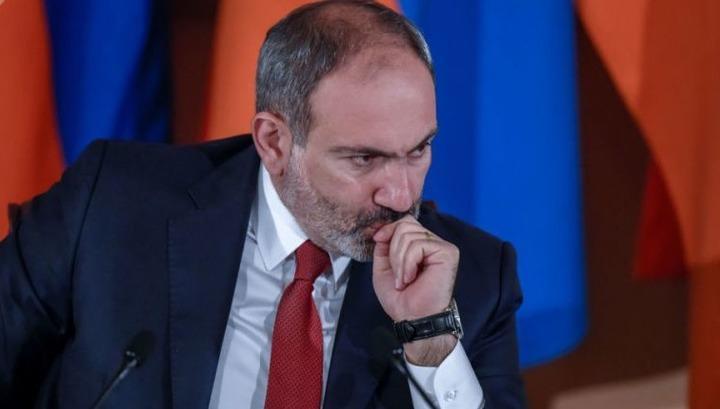 """Yerevanda etiraz aksiyası: """"Baş nazir xalqa qarşıdır"""""""