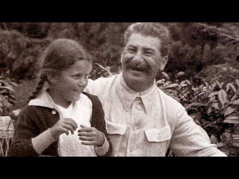 Stalinin qızı